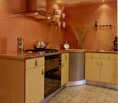 Consejos de como decorar mi cocina comedor con alacena negra   www ...